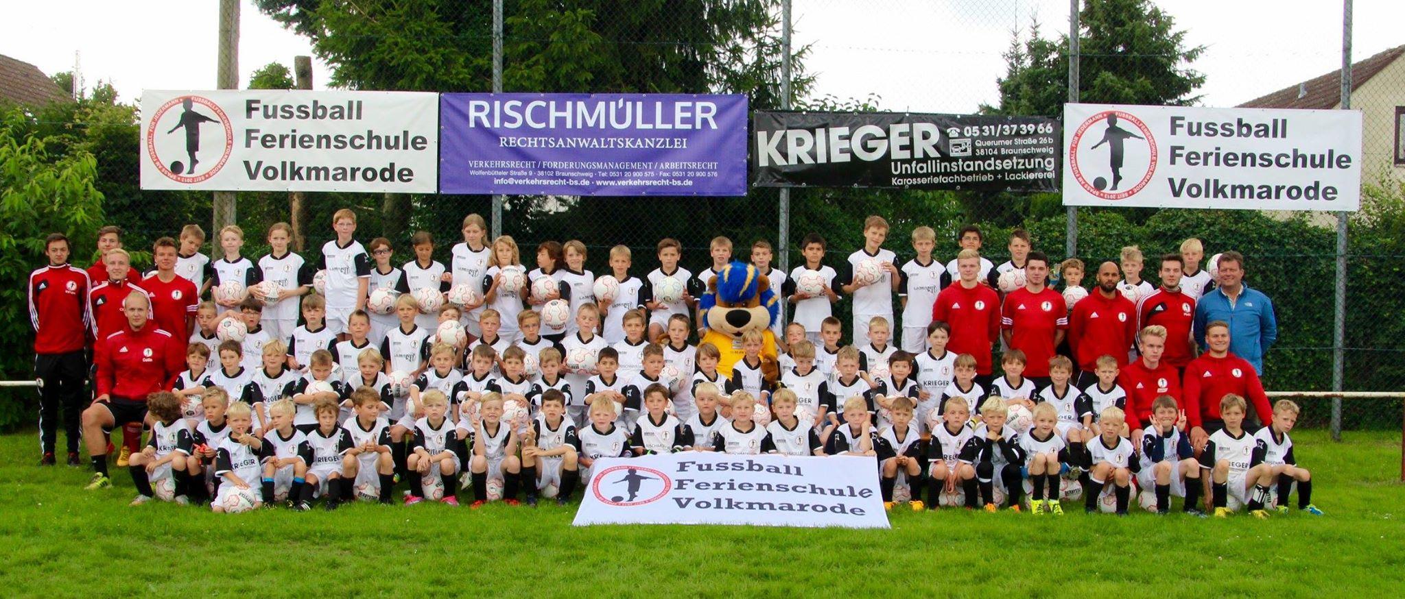 FFS Volkmarode Sommerferienkurs 2015